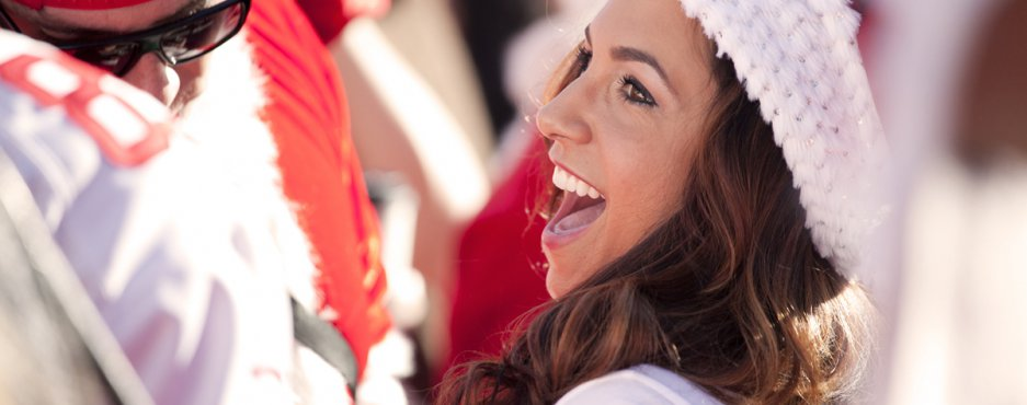 Santacon Beauty